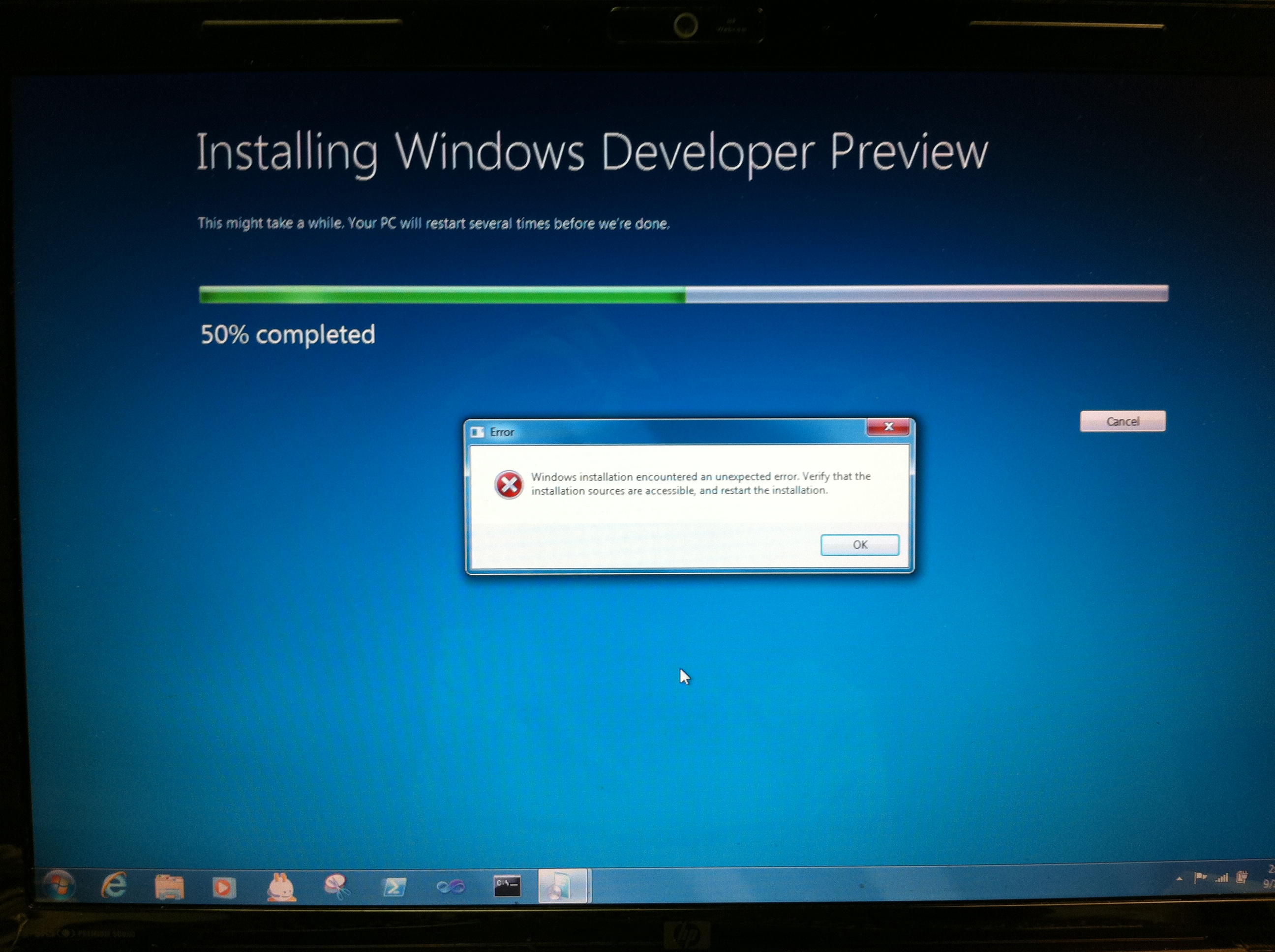 Windows Developer Preview – Looking at the Eye of the Storm   Max ...