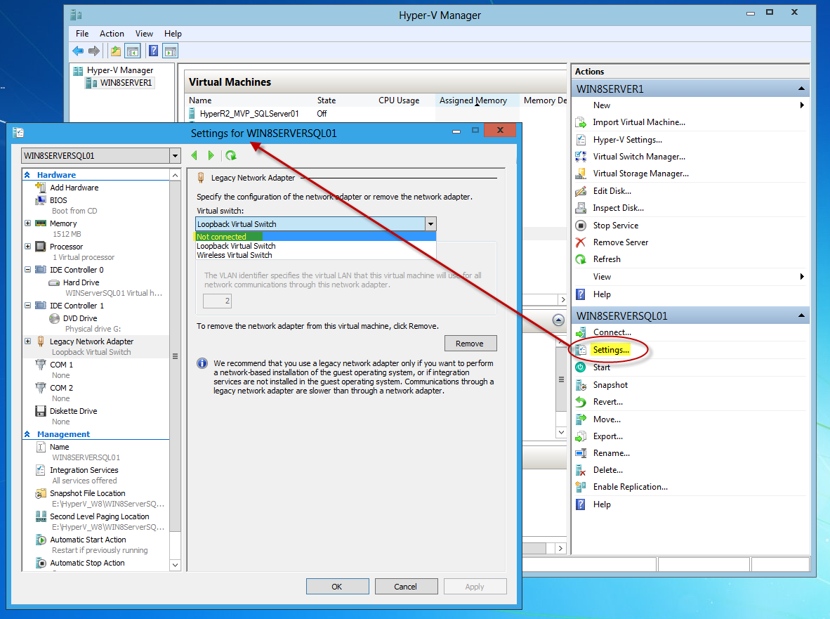 Windows 8 Hyper-V 3 0 – My Personal 8 Tips for the Newbie – Max