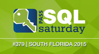 SQLSaturdaySoFlorida2015