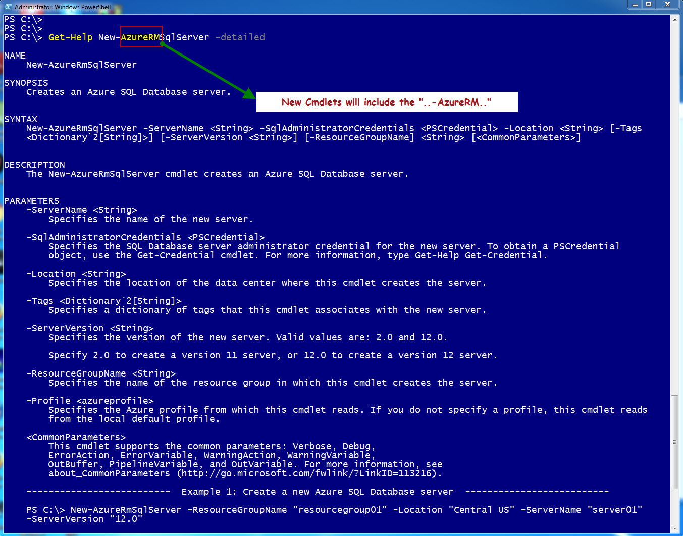 SQL Server – Page 3 – Max Trinidad – The PowerShell Front