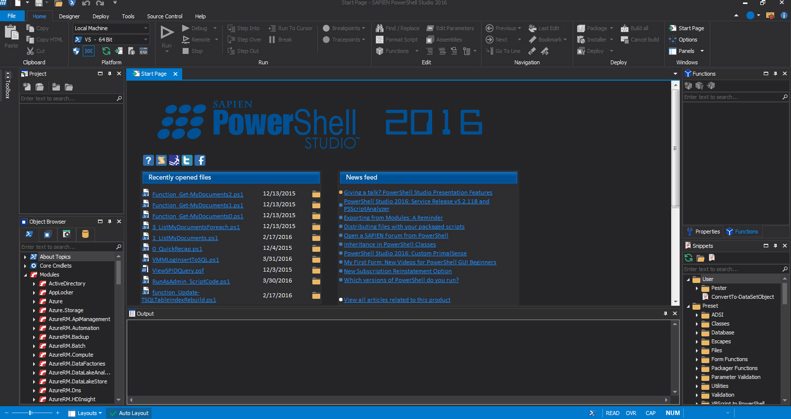 PowershellStudio
