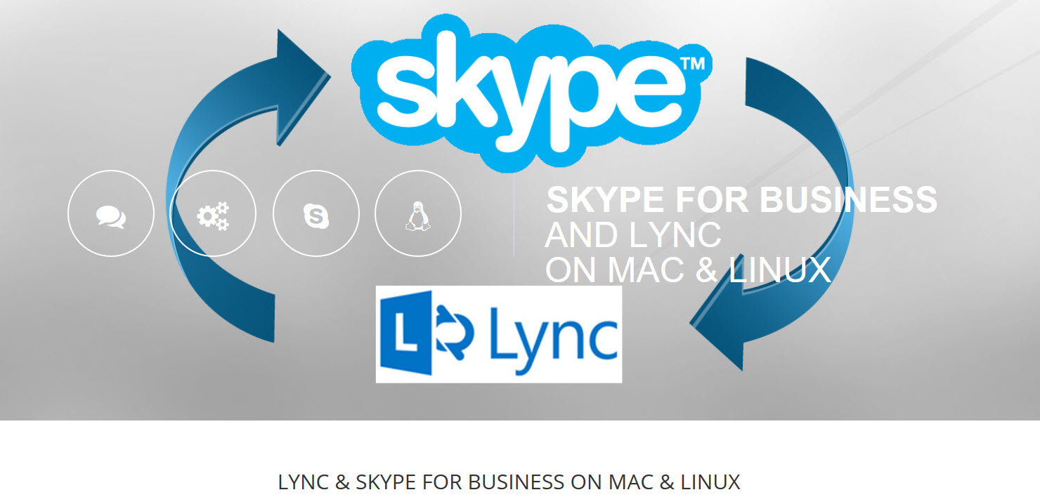 "Linux Sky Application for ""Skype for Business"" – Max"