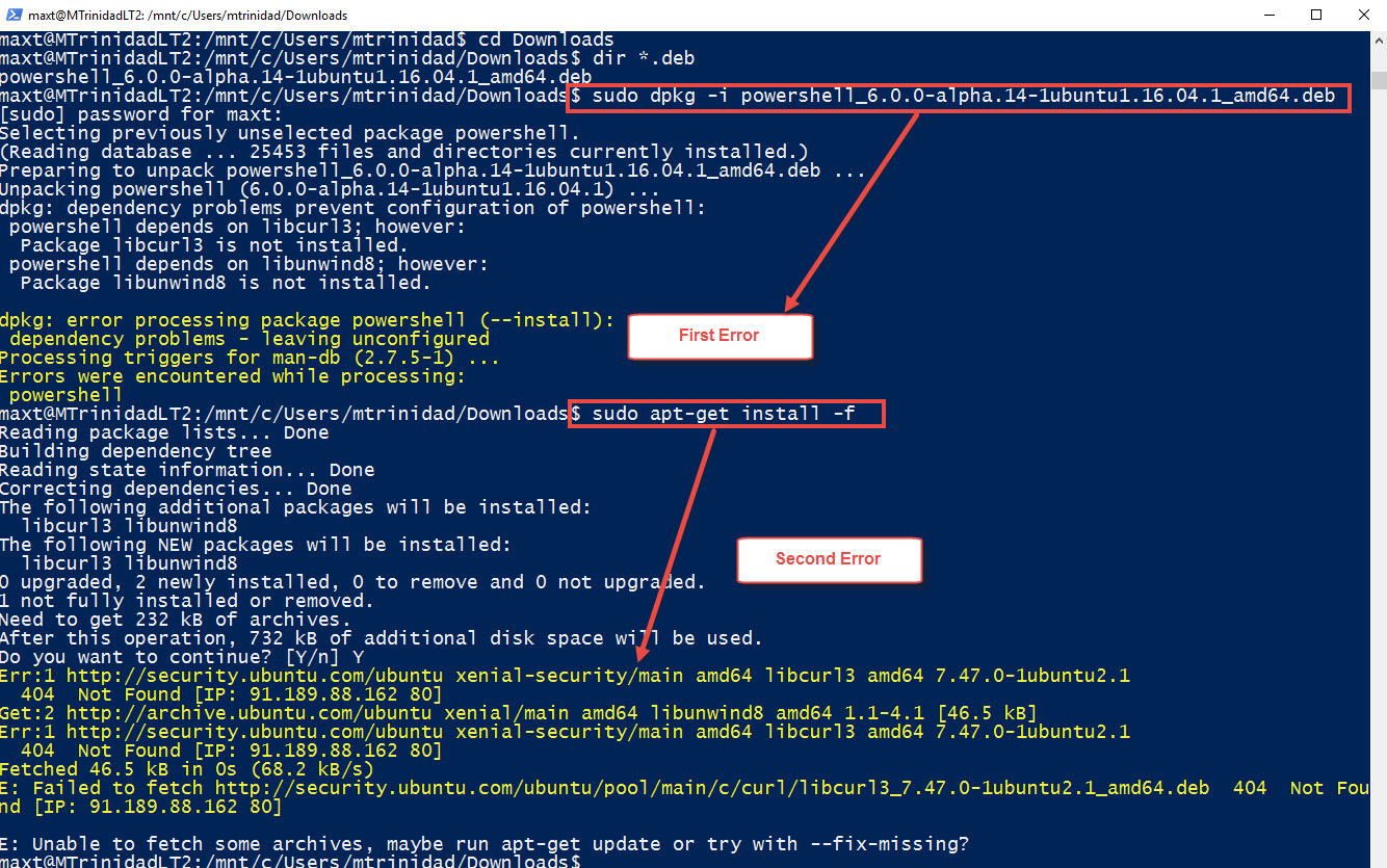 PowerShell – Useful Windows Bash commands to remember – Max