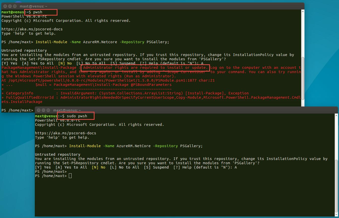 Awareness on Installing PowerShell Modules – Max Trinidad