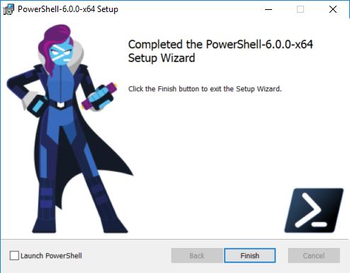 Welcome PowerShell Core 6 0 0 GA – Max Trinidad – The