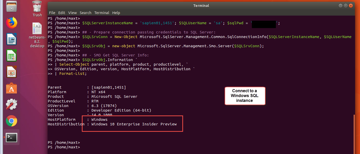 SQL Azure – Max Trinidad – The PowerShell Front