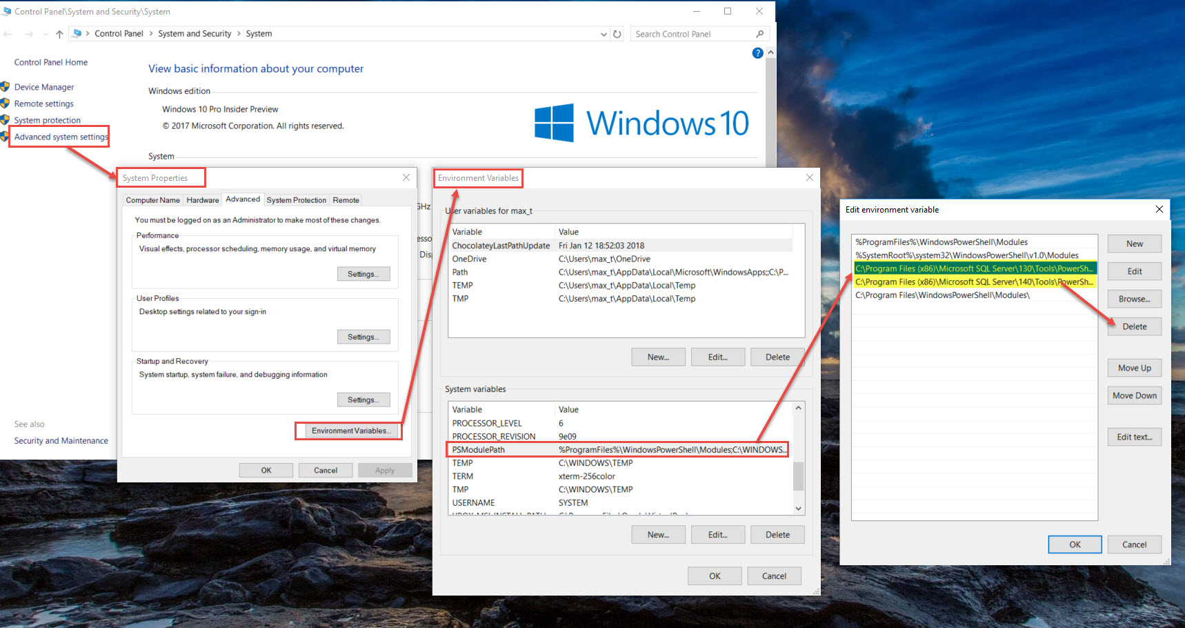Windows 2012 – Max Trinidad – The PowerShell Front