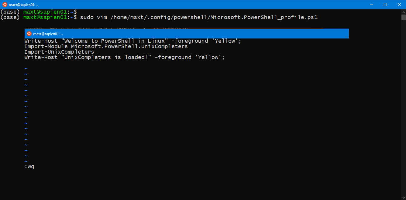 PowerShell Core – Max Trinidad – The PowerShell Front